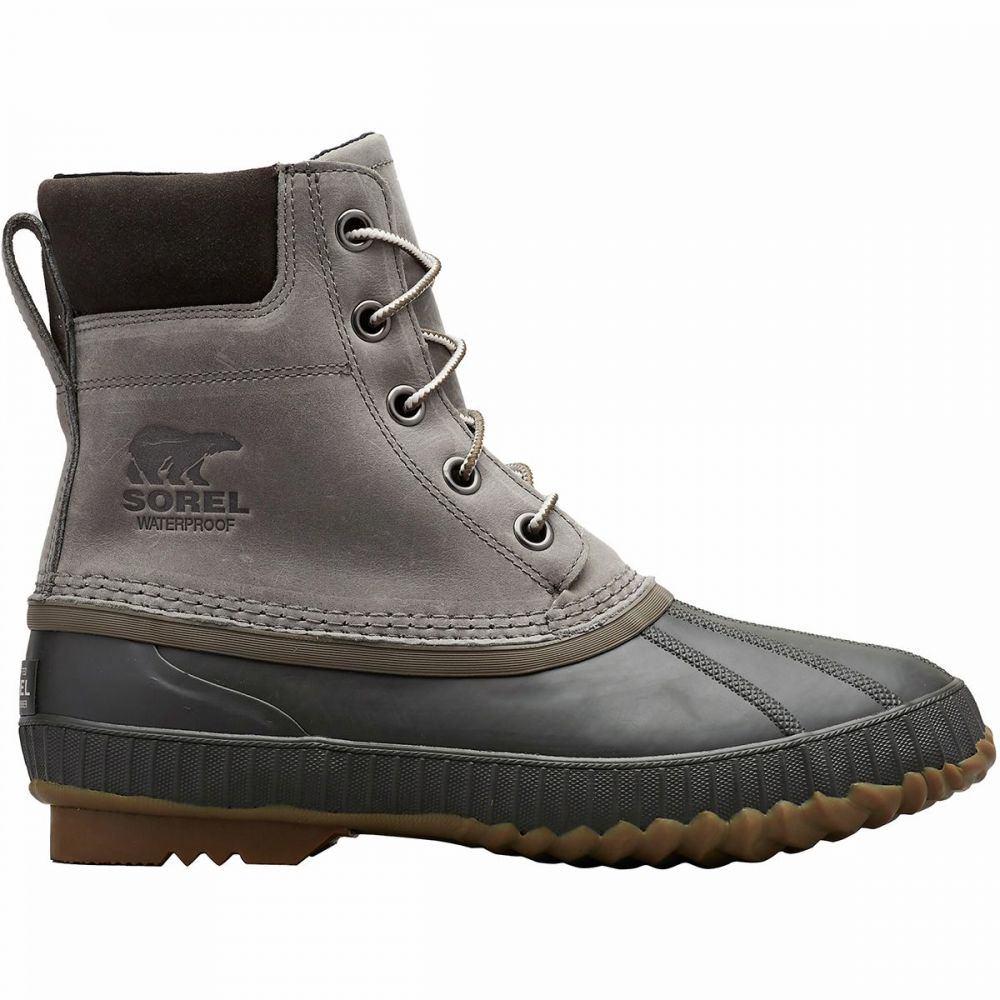 ソレル Sorel メンズ ブーツ シューズ・靴【Cheyanne II Boot】Quarry/Buffalo