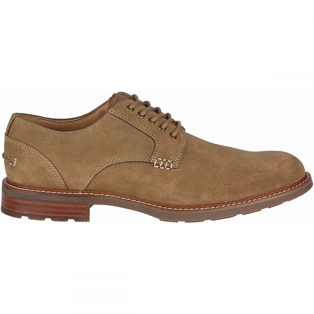 スペリー Sperry Top-Sider メンズ シューズ・靴 【Annapolis Plain Toe Shoe】Tan