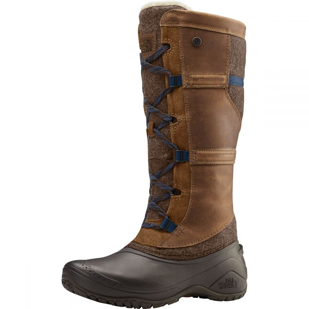 ザ ノースフェイス The North Face レディース ブーツ シューズ・靴【Shellista IV Tall Boot】Demitasse Brown/Carafe Brown