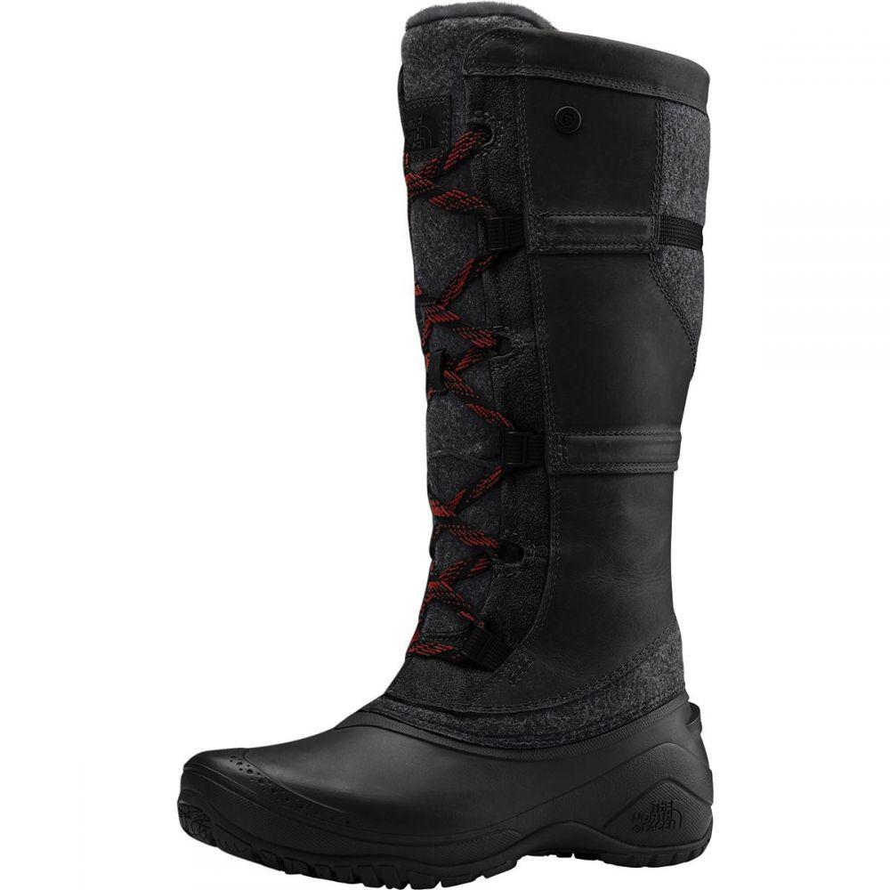 ザ ノースフェイス The North Face レディース ブーツ シューズ・靴【Shellista IV Tall Boot】Tnf Black/Zinc Grey