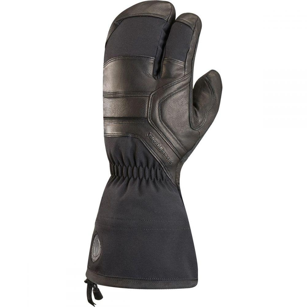 ブラックダイヤモンド Black Diamond メンズ 手袋・グローブ ミトン【Guide Finger Mitten】Black