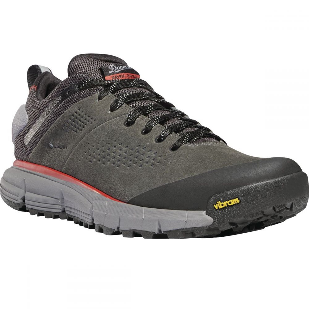 ダナー Danner メンズ ハイキング・登山 シューズ・靴【Trail 2650 GTX Hiking Shoe】Dark Gray/Brick Red