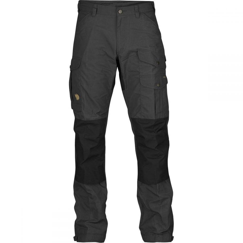 フェールラーベン Fjallraven メンズ ハイキング・登山 ボトムス・パンツ【Vidda Pro Ventilated Trouser】Dark Grey/Black