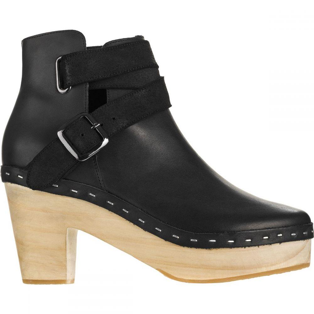 フリーピープル Free People レディース クロッグ シューズ・靴【Bungalow Clog Boot】Black