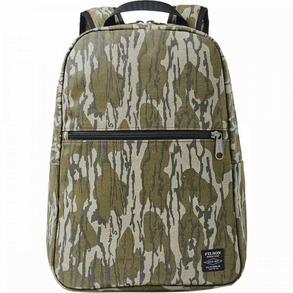 フィルソン Filson レディース バックパック・リュック バッグ【Bandera Backpack】Bottomland