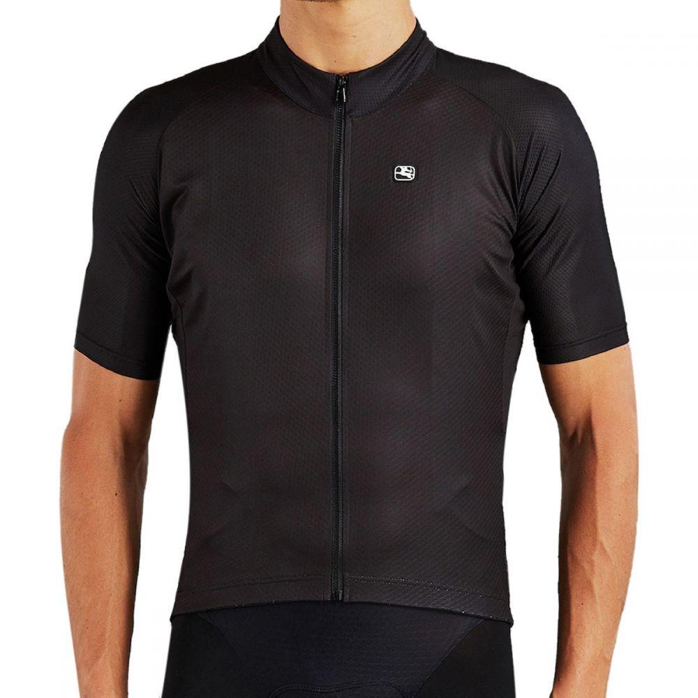 ジョルダーノ Giordana メンズ 自転車 トップス【Lungo Jersey】Black
