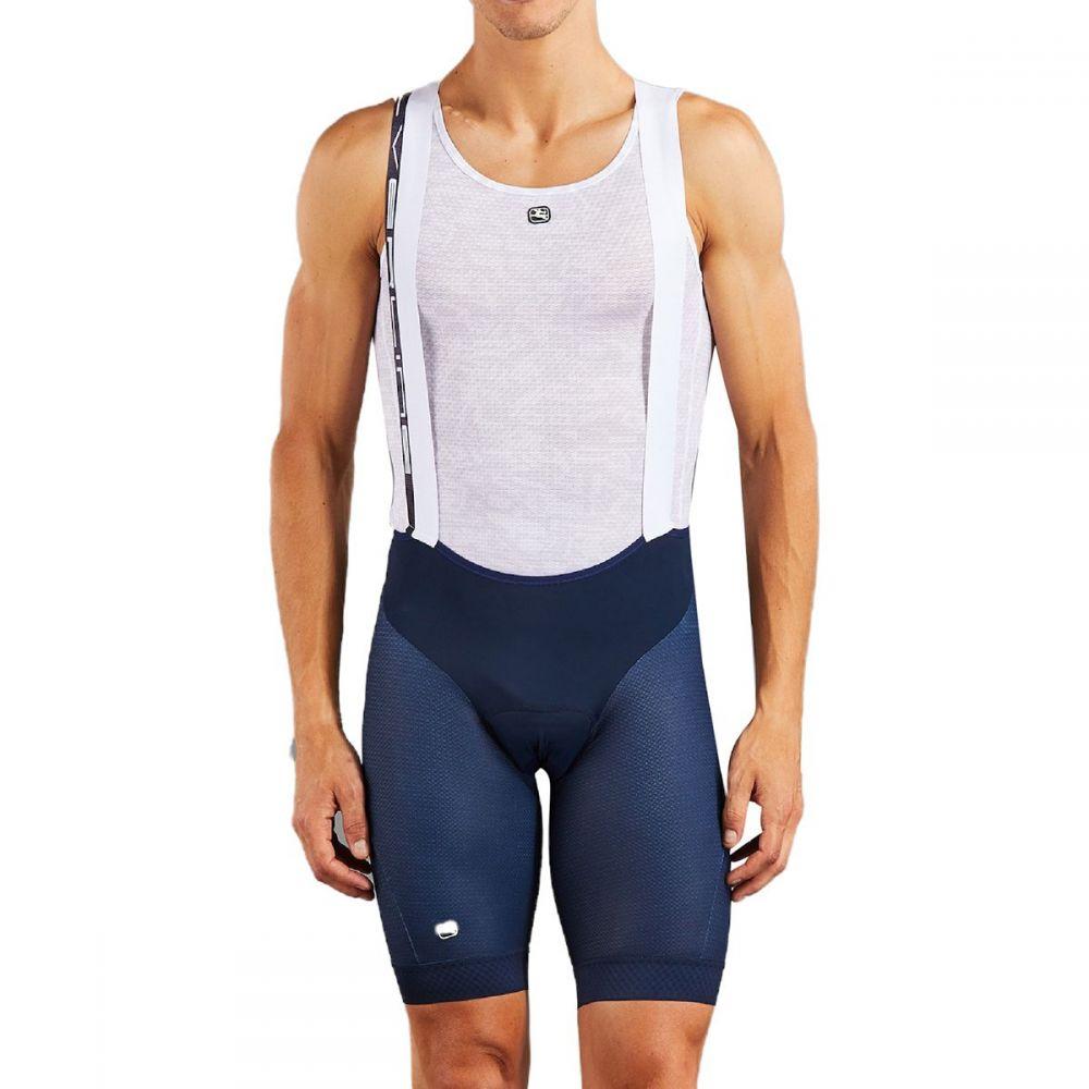 ジョルダーノ Giordana メンズ 自転車 ビブパンツ ショートパンツ ボトムス・パンツ【SilverLine Bib Short】Navy