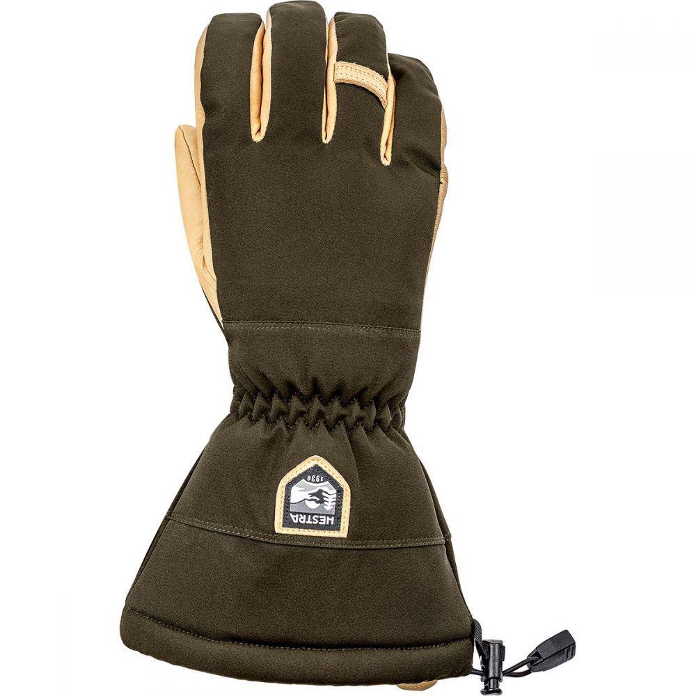 ヘスタ Hestra メンズ 手袋・グローブ 【Hunters Gauntlet CZone Glove】Dark Forest