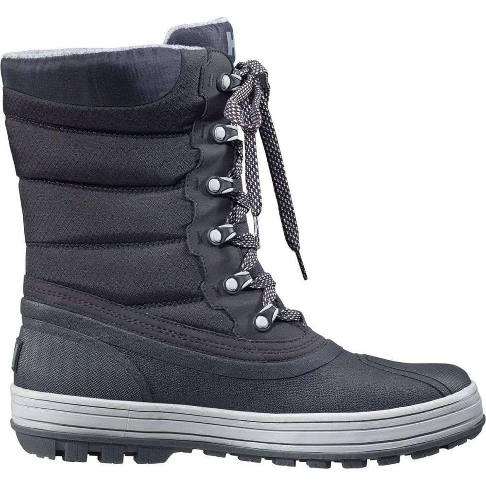 ヘリーハンセン Helly Hansen メンズ ブーツ シューズ・靴【Tundra CWB 2 Boot】Jet Black/New Light Grey/Charcoal