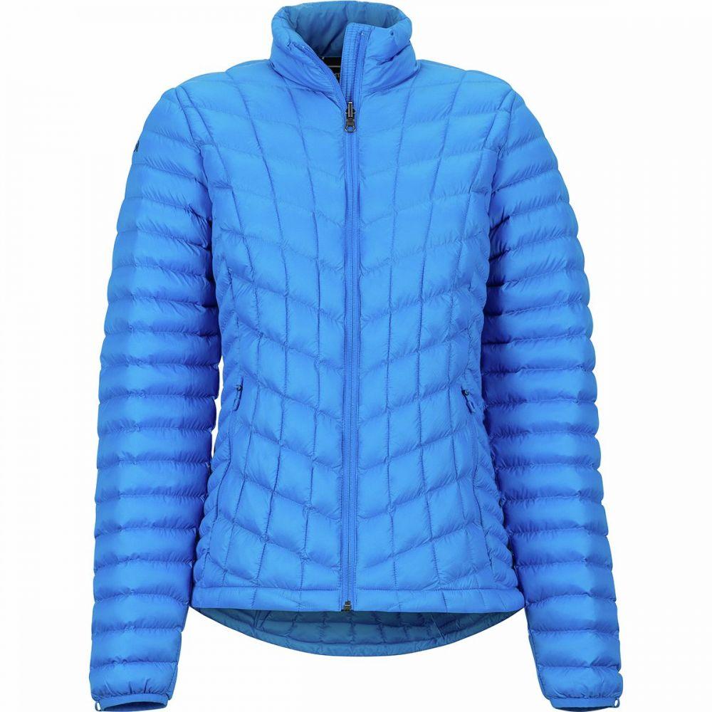 【人気ショップが最安値挑戦!】 マーモット Marmot レディース ジャケット アウター【Featherless Insulated Jacket】Clear Blue, 飛騨高山のふとん屋 c575f9c0