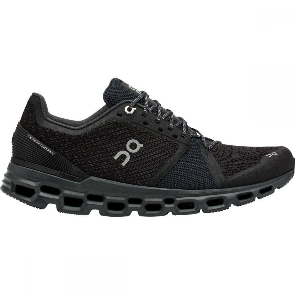 オン ON Running メンズ ランニング・ウォーキング シューズ・靴【Cloudstratus Running Shoe】Black/Shadow