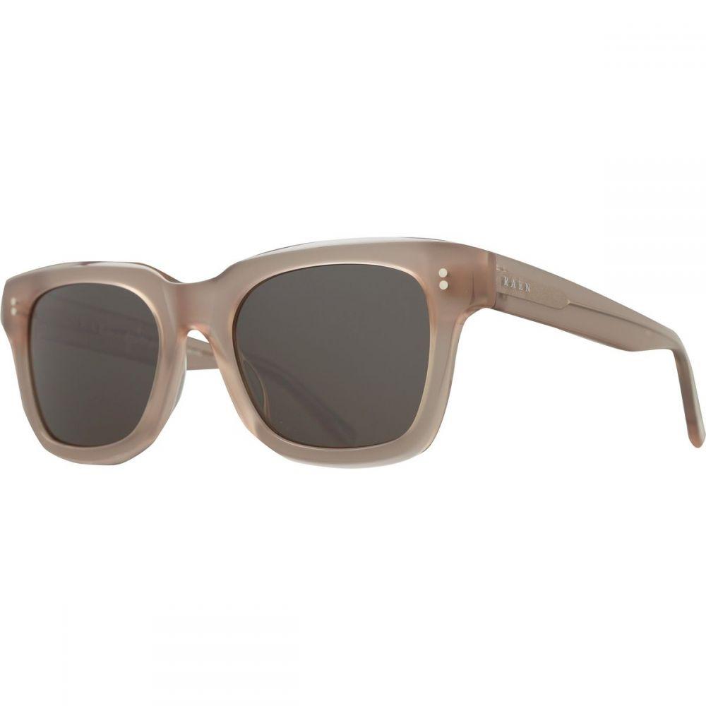 ラエンオプティックス RAEN optics レディース メガネ・サングラス 【Gilman Sunglasses】Rose/Brown/Silver Mirror