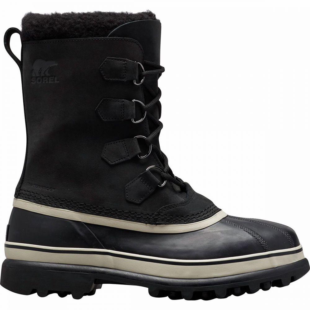 ソレル Sorel メンズ ブーツ シューズ・靴【Caribou Boot】Black/Dark Stone