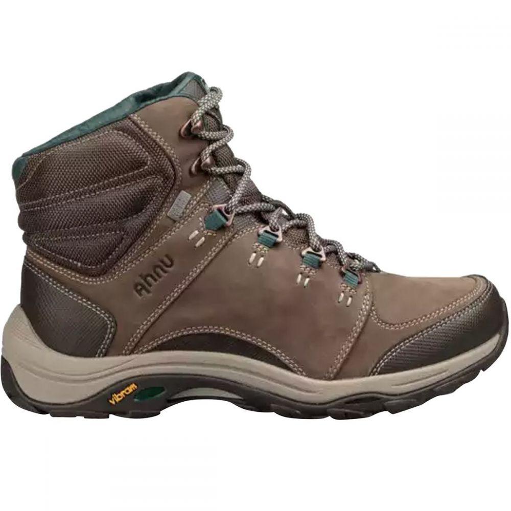 テバ Teva レディース ハイキング・登山 ブーツ シューズ・靴【x Ahnu Montara III Event Hiking Boot】Chocolate Chip