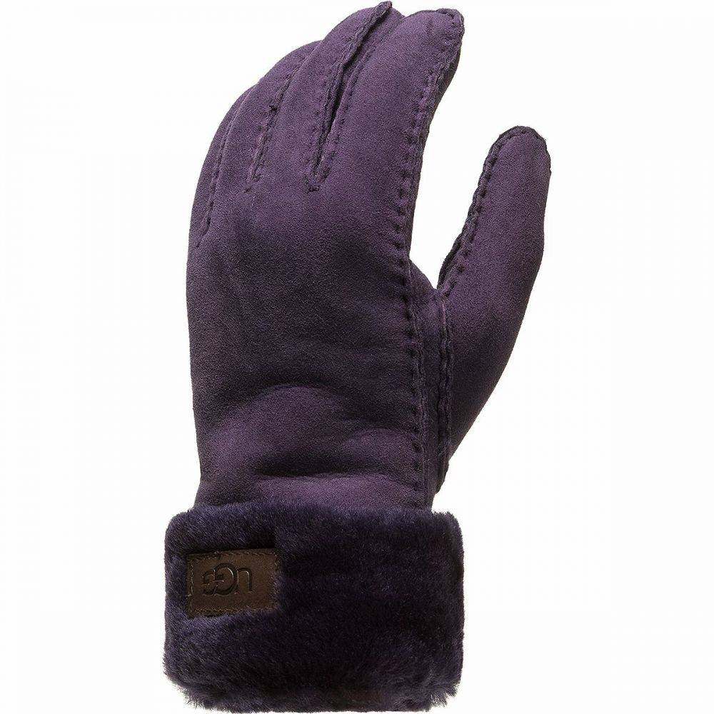 アグ UGG レディース 手袋・グローブ 【Classic Turn Cuff Glove】Nightshade