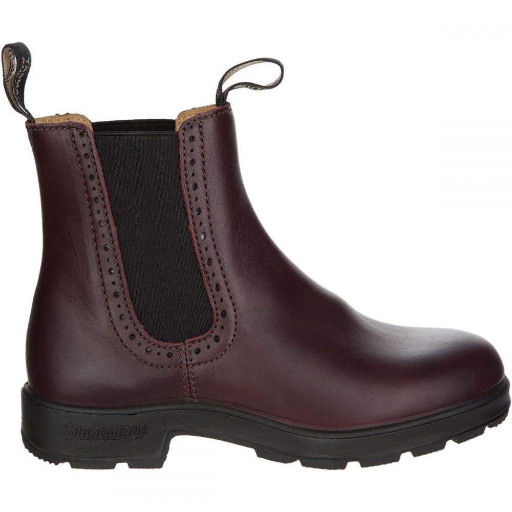 ブランドストーン Blundstone レディース ブーツ シューズ・靴【Original Series High Top Boot】Shiraz