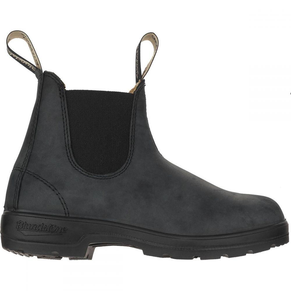 ブランドストーン Blundstone レディース ブーツ シューズ・靴【Super 550 Series Boot】Rustic Black