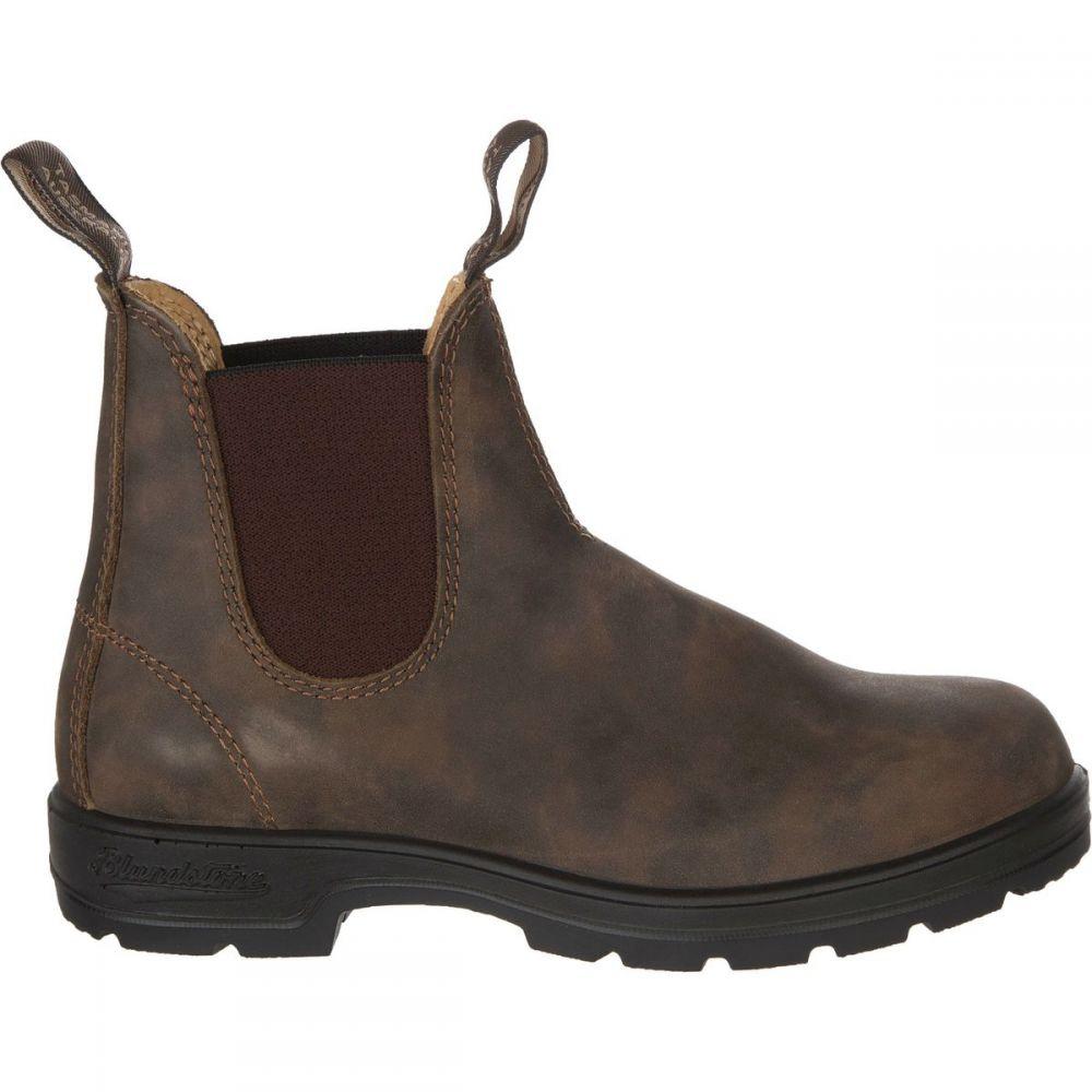 Brown Series レディース ブランドストーン Blundstone 550 Boot】Rustic シューズ・靴【Super ブーツ