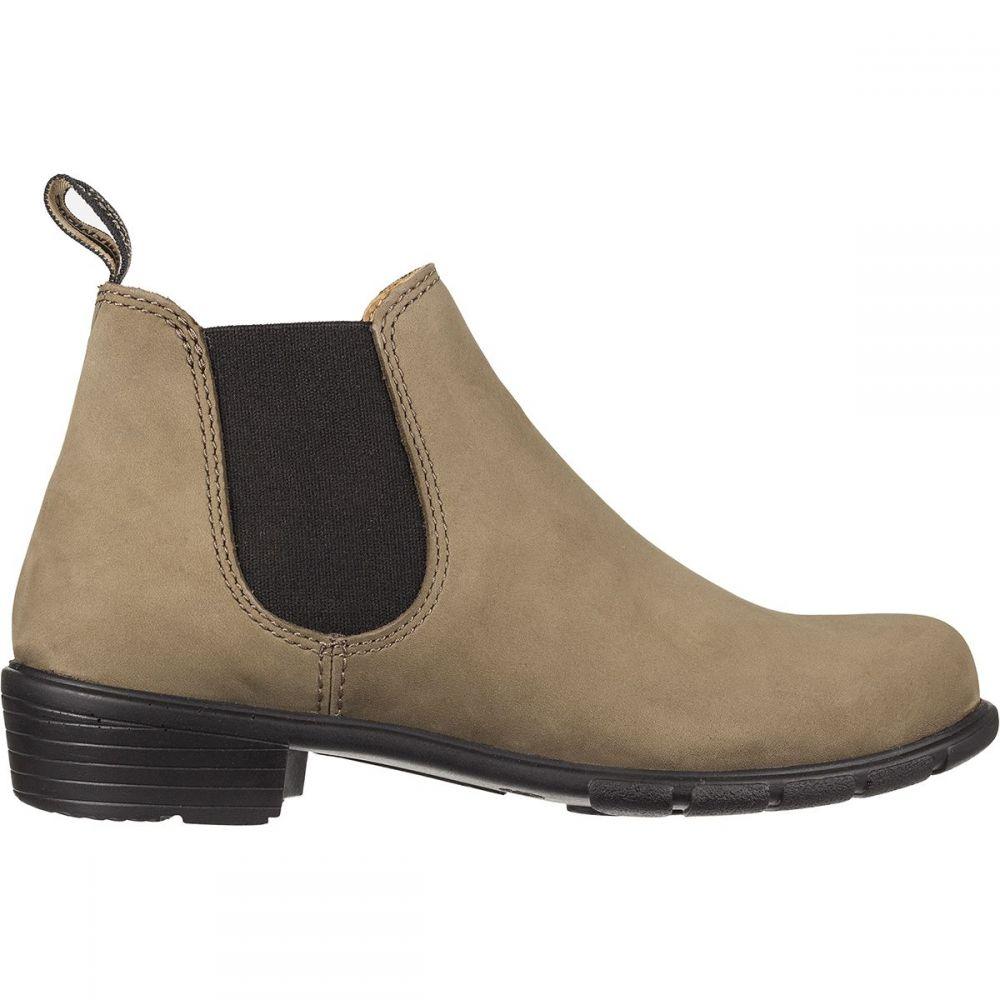 ブランドストーン Blundstone レディース ブーツ シューズ・靴【Low Heel Boot】Stone Nubuck