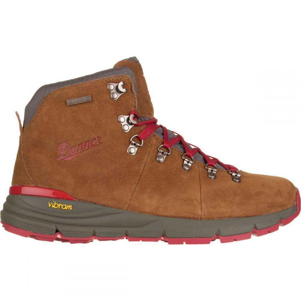 ダナー Danner メンズ ハイキング・登山 ブーツ シューズ・靴【Mountain 600 Hiking Boot】Brown/Red