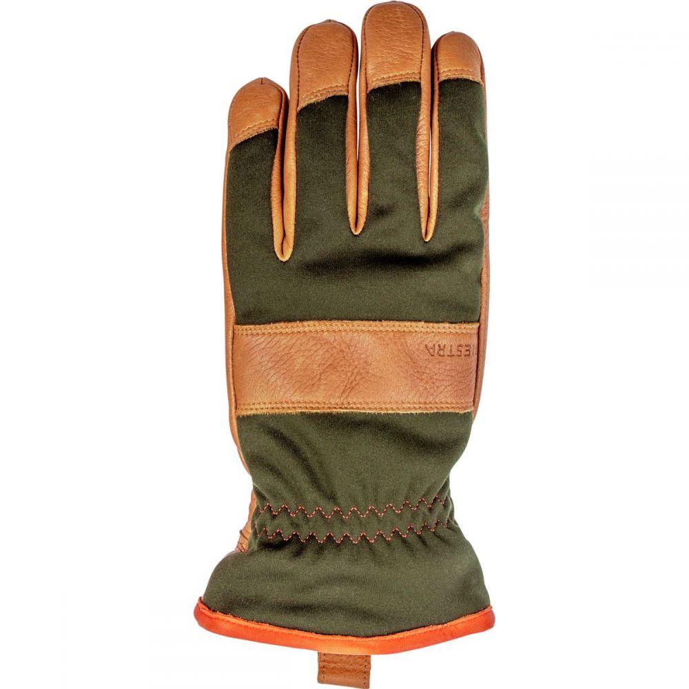 ヘスタ Hestra メンズ 手袋・グローブ 【Tor Glove】Dark Forest/Cork