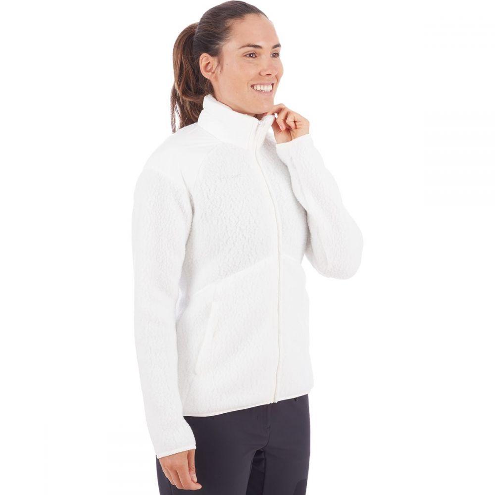 マムート Mammut レディース フリース トップス【Innominata Pro Jacket】Bright White