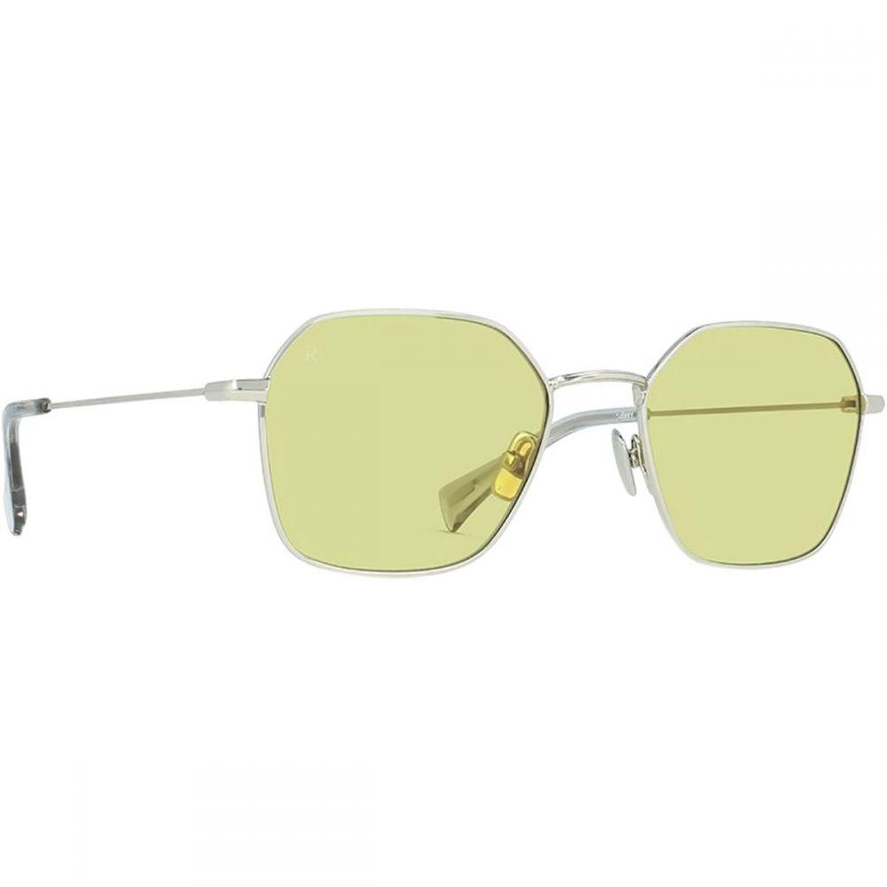 ラエンオプティックス RAEN optics レディース メガネ・サングラス 【Varlin Sunglasses】Silver/Fog/Yellow