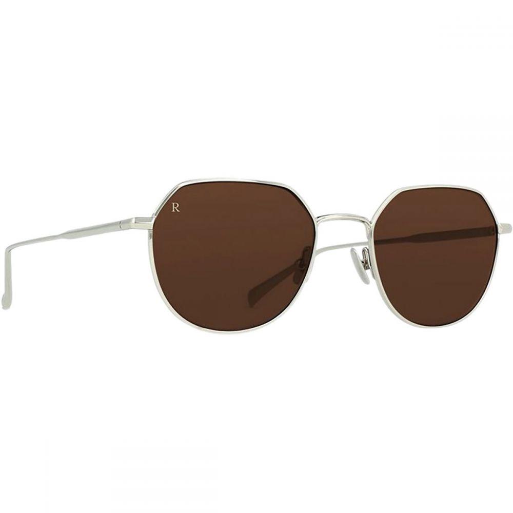ラエンオプティックス RAEN optics レディース メガネ・サングラス 【Byres Sunglasses】Silver/Brown