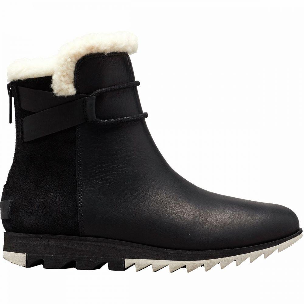 ソレル Sorel レディース ブーツ シューズ・靴【Harlow Bootie Cozy】Black