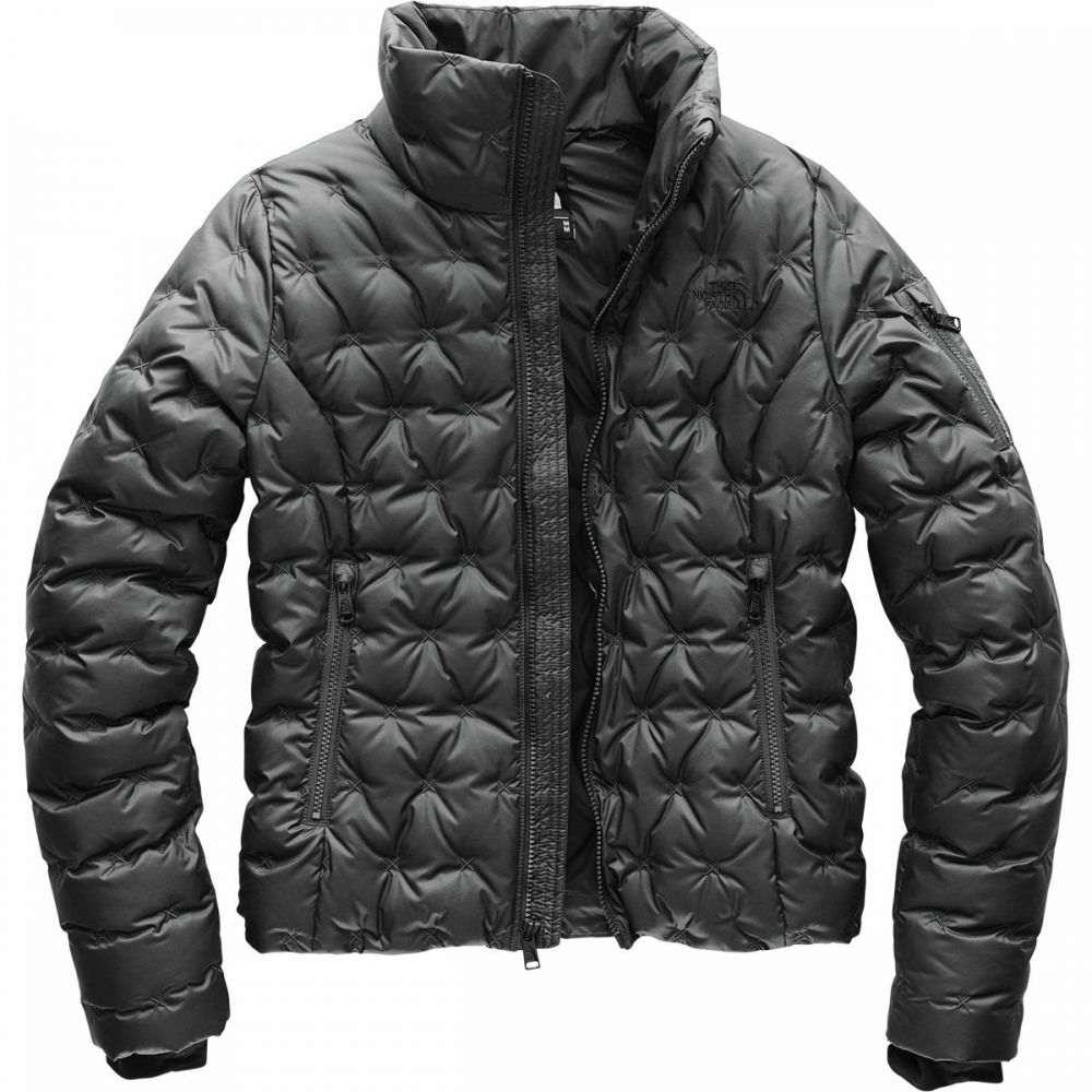 ザ ノースフェイス The North Face レディース ダウン・中綿ジャケット アウター【Holladown Crop Down Jacket】Asphalt Grey