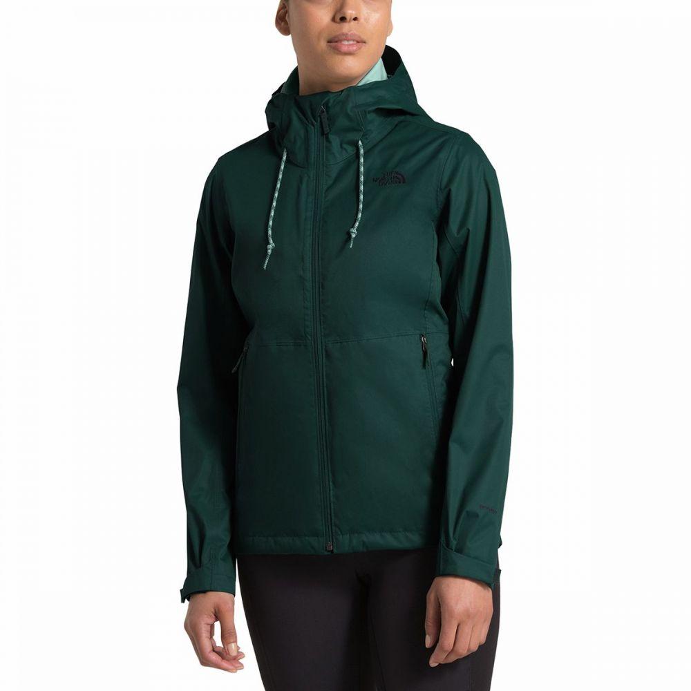 ザ ノースフェイス The North Face レディース ジャケット フード アウター【Arrowood Triclimate Hooded 3 - In - 1 Jacket】Ponderosa Green/Ponderosa Green