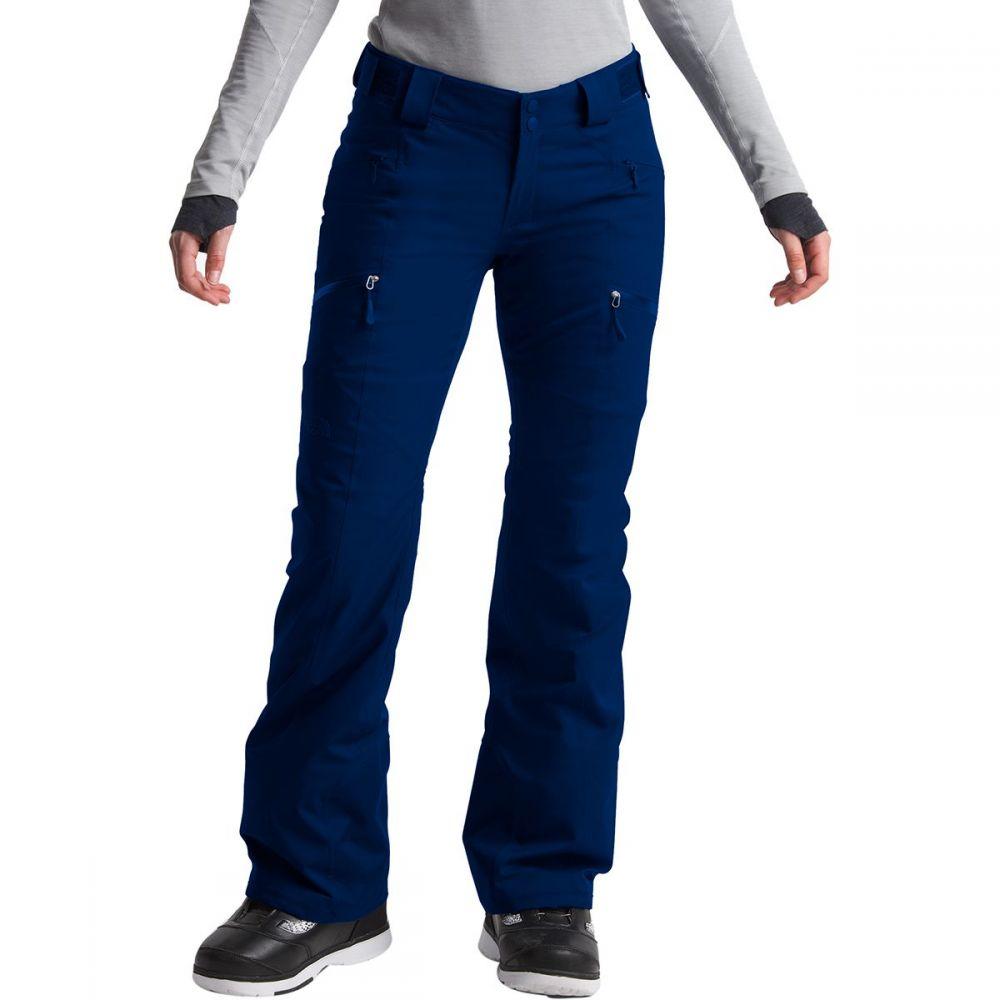 ザ ノースフェイス The North Face レディース スキー・スノーボード ボトムス・パンツ【Lenado Insulated Pant】Flag 青
