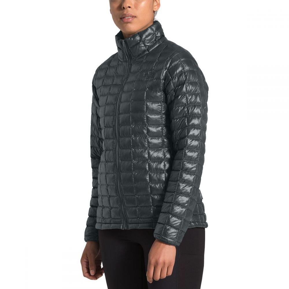 ザ ノースフェイス The North Face レディース ジャケット アウター【Thermoball Eco Insulated Jacket】Asphalt Grey