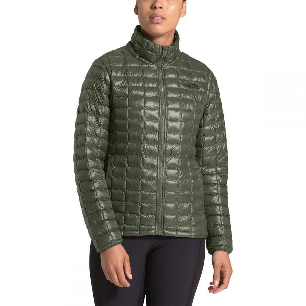 ザ ノースフェイス The North Face レディース ジャケット アウター【Thermoball Eco Insulated Jacket】New Taupe Green