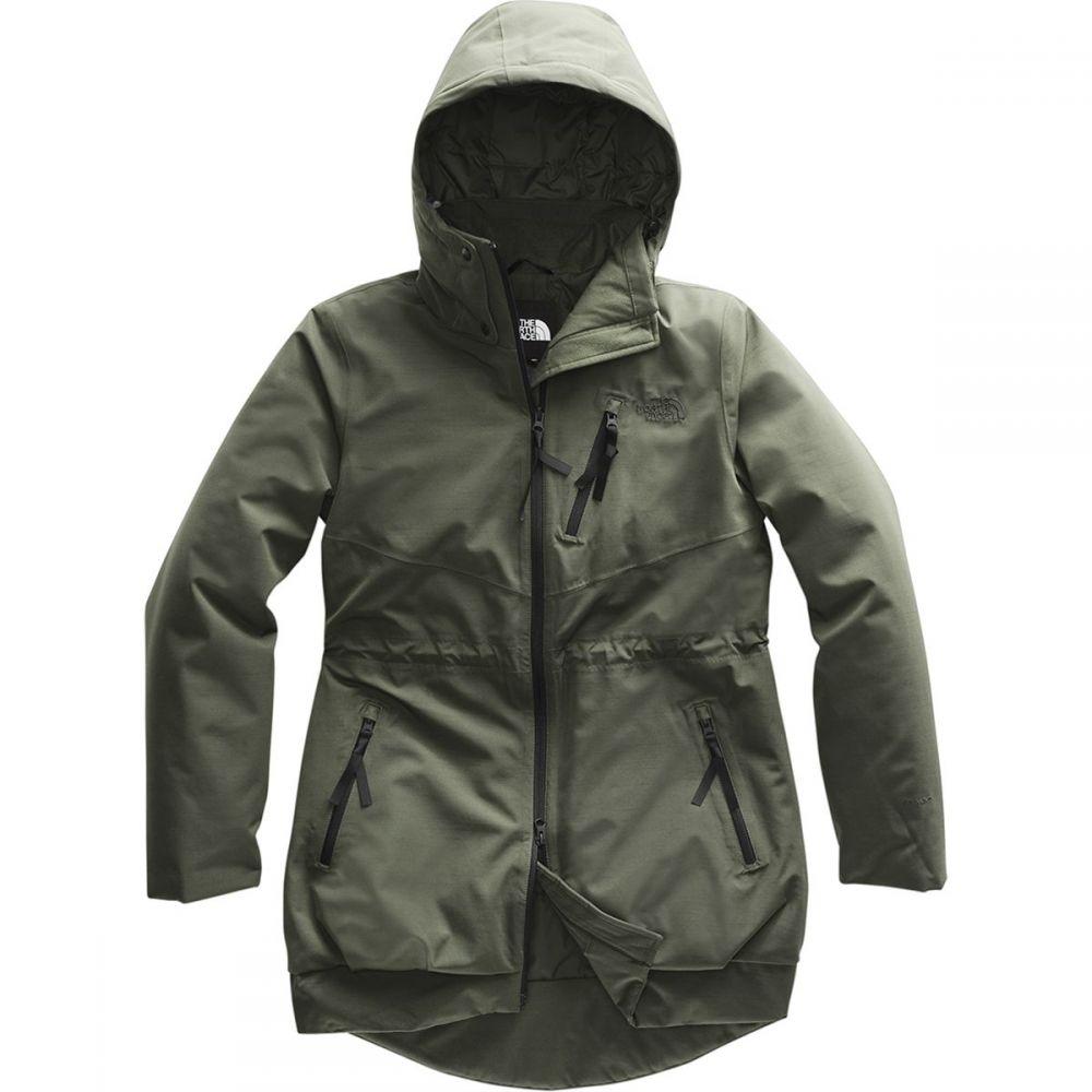 ザ ノースフェイス The North Face レディース ジャケット アウター【Millenia Insulated Jacket】New Taupe Green