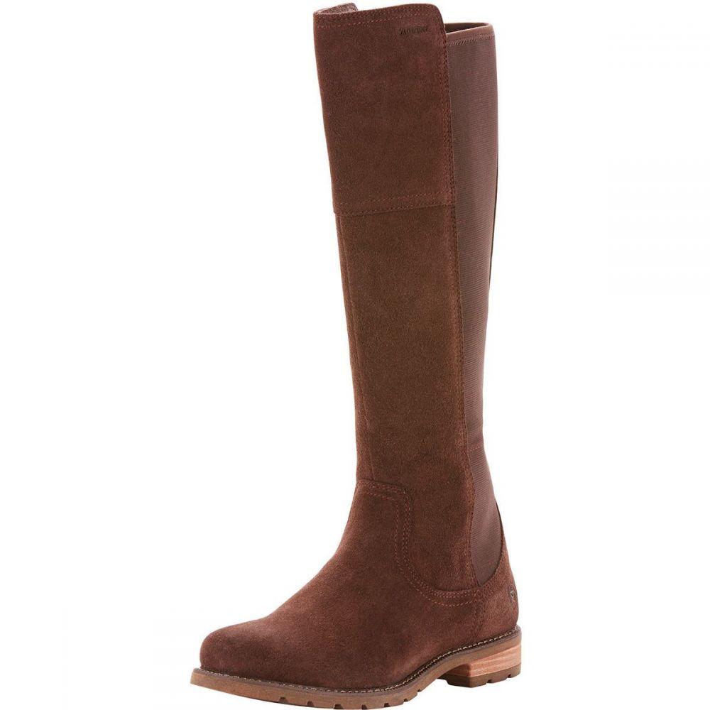 アリアト Ariat レディース ブーツ シューズ・靴【Sutton H2O Boot】Chocolate
