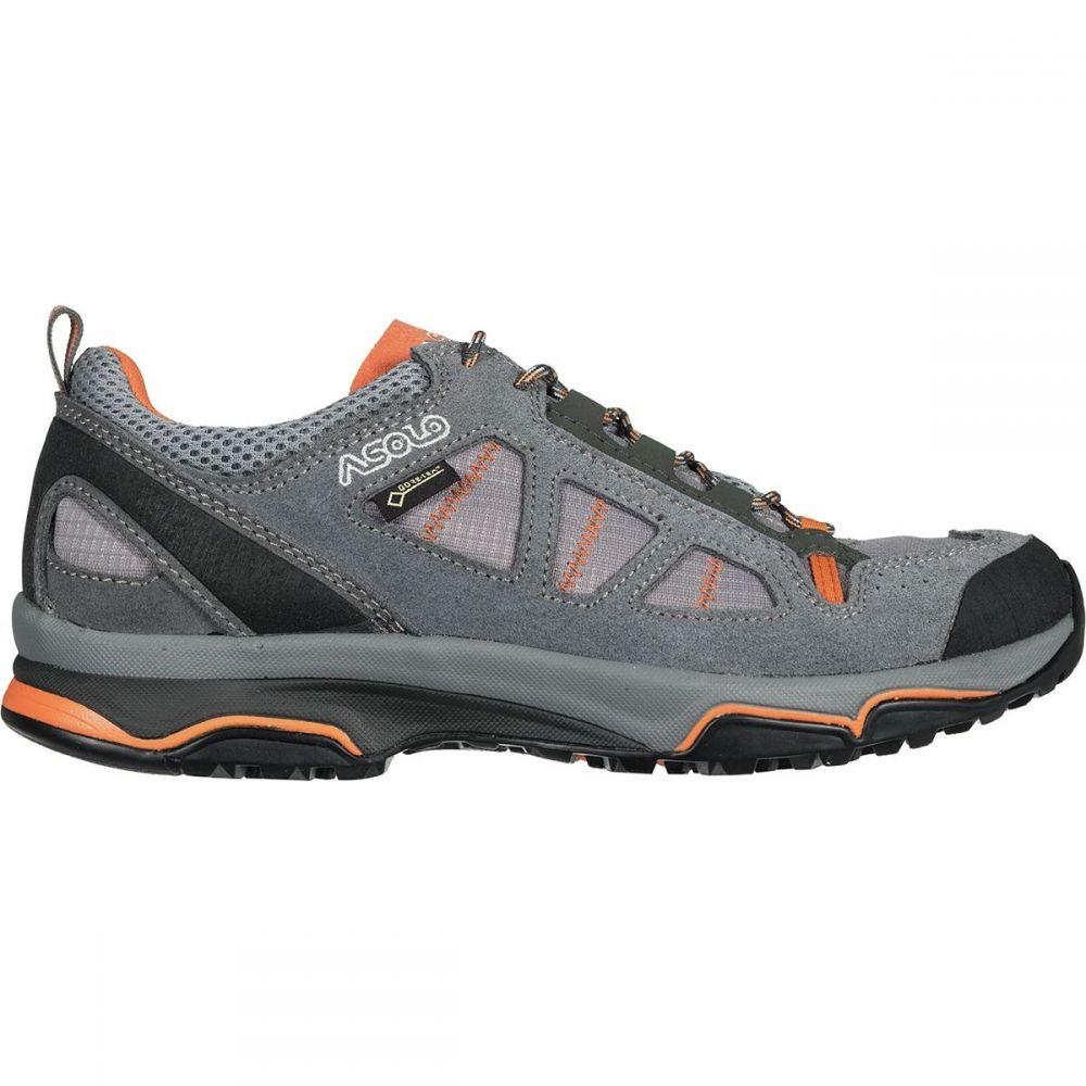 アゾロ Asolo レディース ハイキング・登山 シューズ・靴【Megaton GV Hiking Shoe】Grey/Stone/Creta