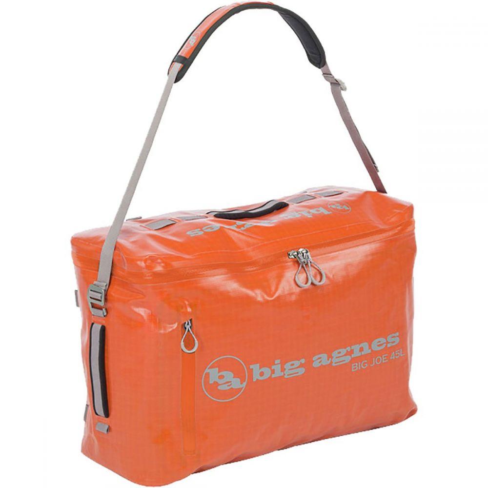 ビッグアグネス Big Agnes レディース ボストンバッグ・ダッフルバッグ バッグ【Big Joe 110L Duffel Bag】Burnt オレンジ