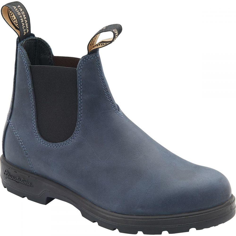 ブランドストーン Blundstone メンズ ブーツ シューズ・靴【Super 550 Series Boot】Blueberry