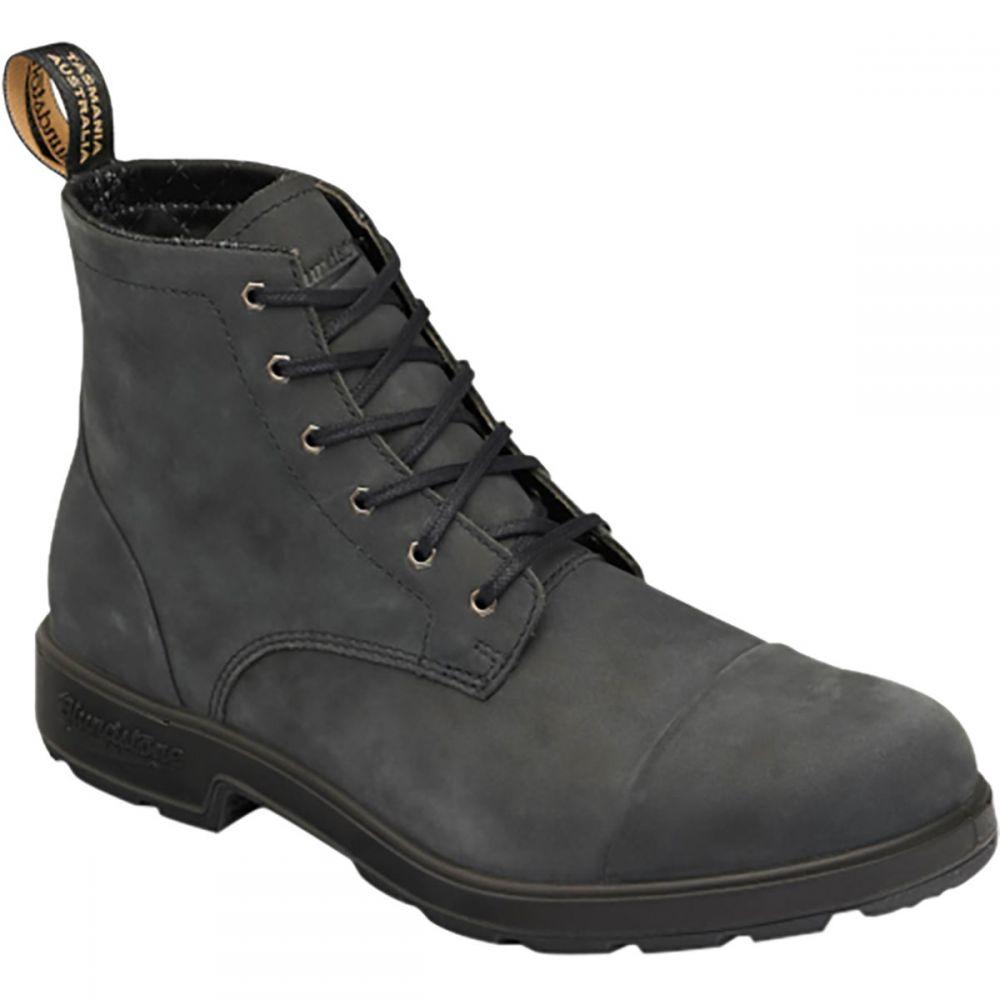 ブランドストーン Blundstone メンズ ブーツ レースアップ シューズ・靴【Lace - Up Original Series Boot】Rustic Black/Black
