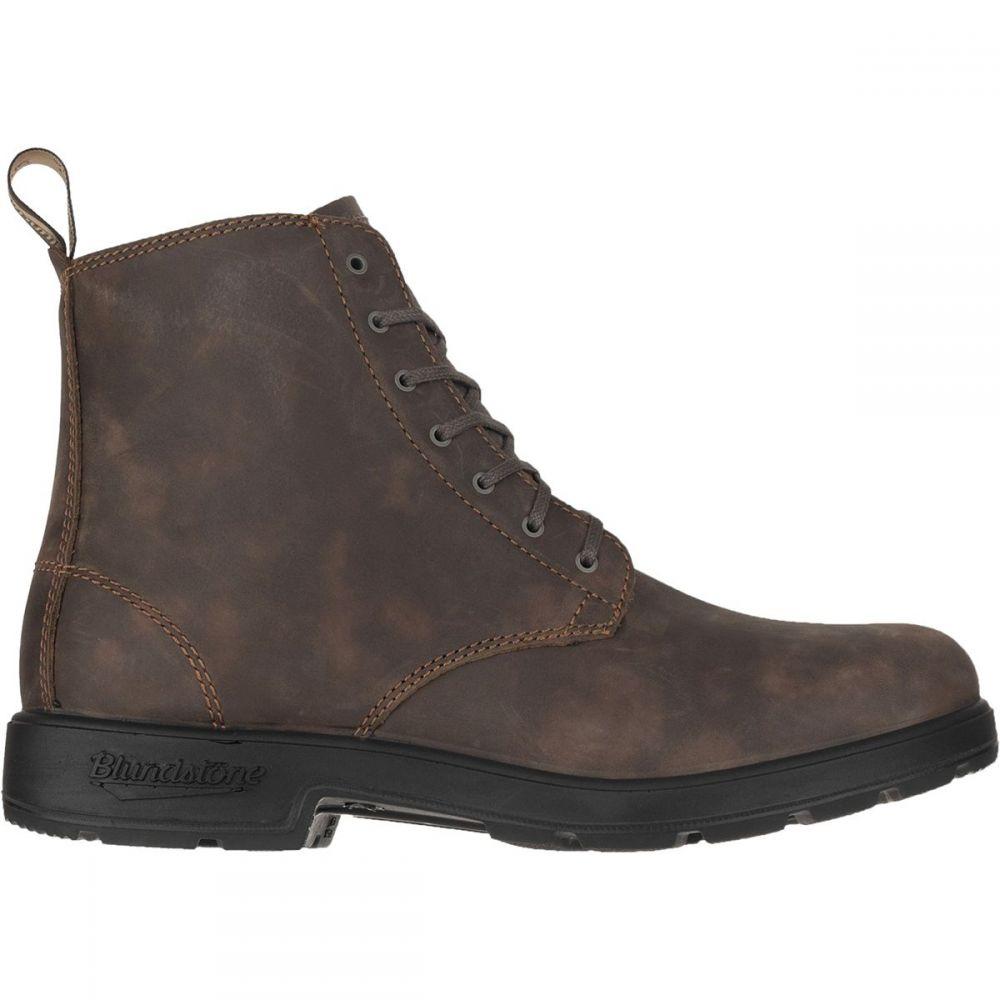 ブランドストーン Blundstone メンズ ブーツ レースアップ シューズ・靴【Lace - Up Original Series Boot】Rustic Brown