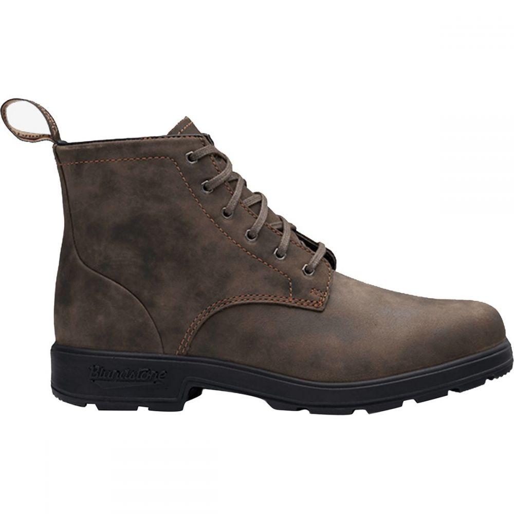 ブランドストーン Blundstone レディース ブーツ レースアップ シューズ・靴【Lace - Up Original Series Boot】Rustic Brown/Brown