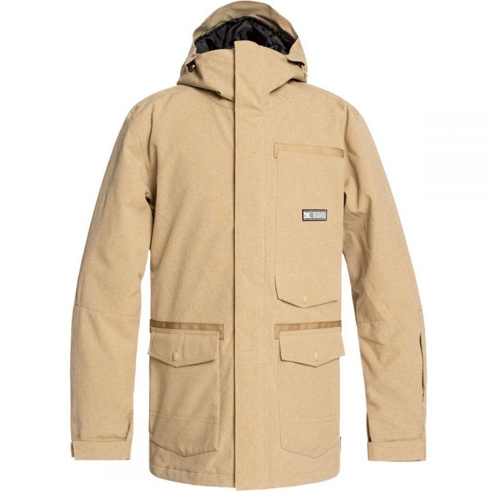 ディーシー メンズ スキー・スノーボード アウター Kelp 【サイズ交換無料】 ディーシー DC メンズ スキー・スノーボード ジャケット アウター【Servo Insulated Jacket】Kelp