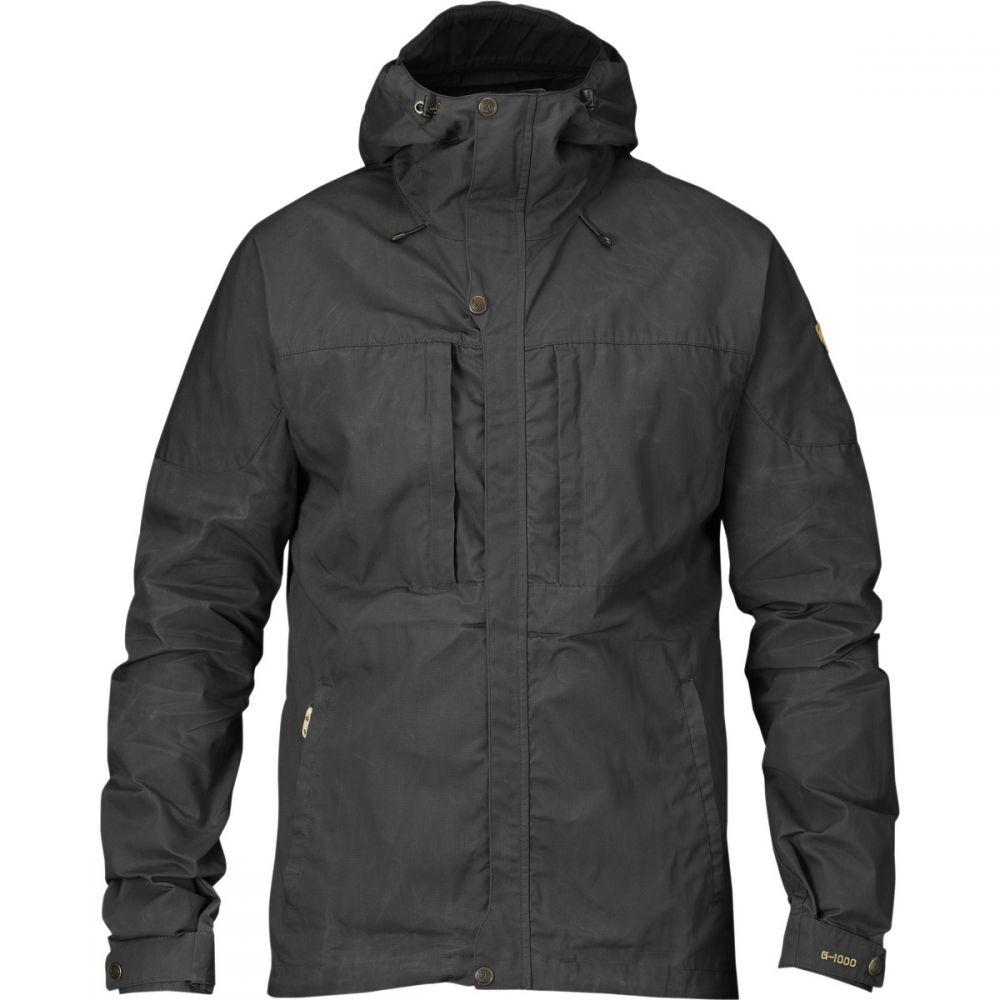 フェールラーベン Fjallraven メンズ ジャケット アウター【Skogso Jacket】Dark Grey