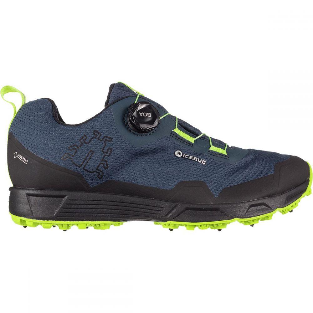 アイスバグ Icebug メンズ ランニング・ウォーキング シューズ・靴【Rover BUGrip GTX Running Shoe】NightSky/Poison