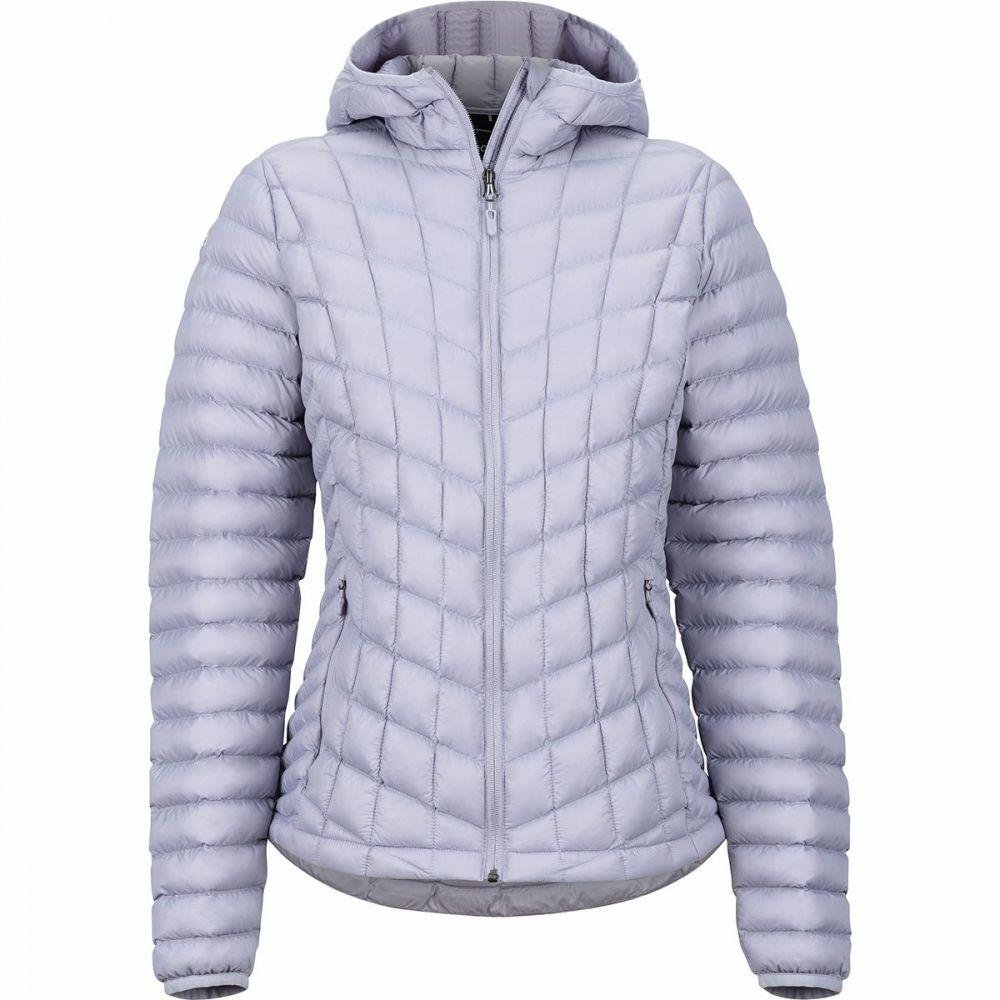 マーモット Marmot レディース ジャケット フード アウター【Featherless Hooded Insulated Jacket】Lavender Aura