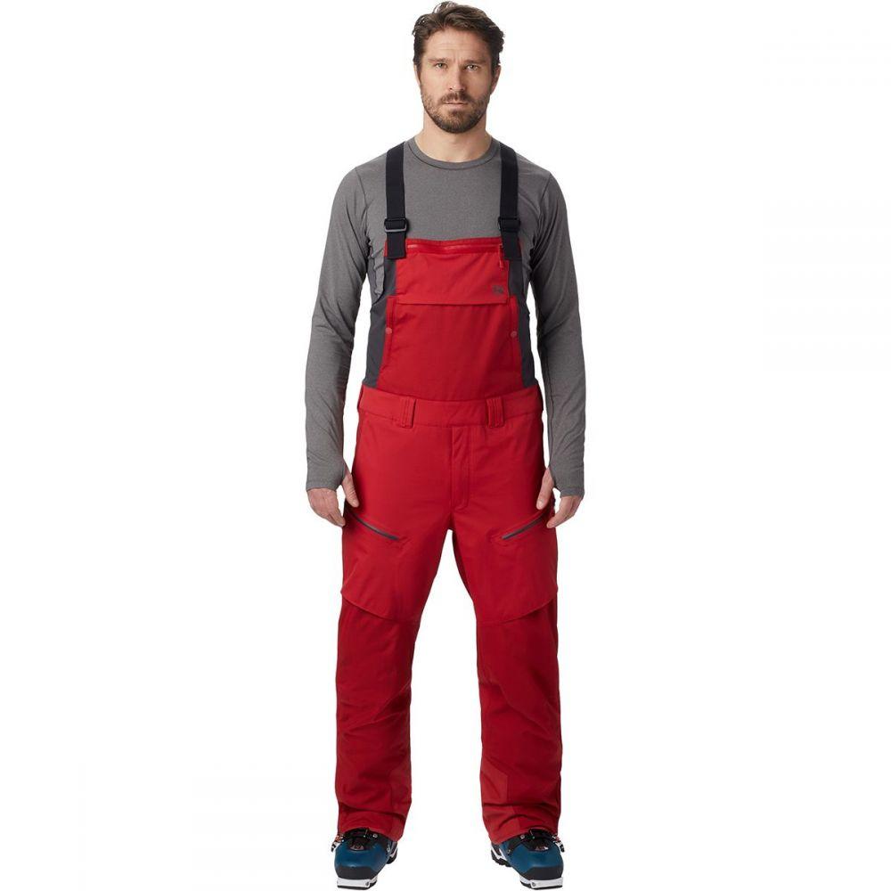 マウンテンハードウェア Mountain Hardwear メンズ スキー・スノーボード ビブパンツ ボトムス・パンツ【Firefall Bib Pant】Dark Brick