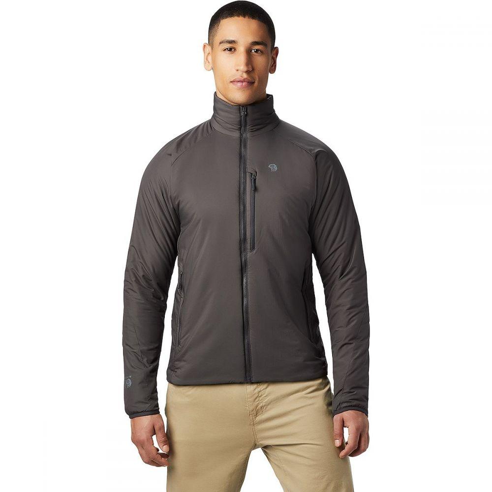 マウンテンハードウェア Mountain Hardwear メンズ ジャケット アウター【Kor Strata Jacket】Void