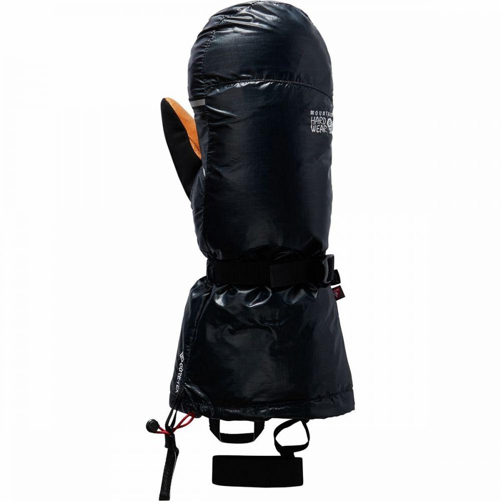 マウンテンハードウェア Mountain Hardwear メンズ 手袋・グローブ ミトン【Absolute Zero GTX Down Mitten】Dark Storm