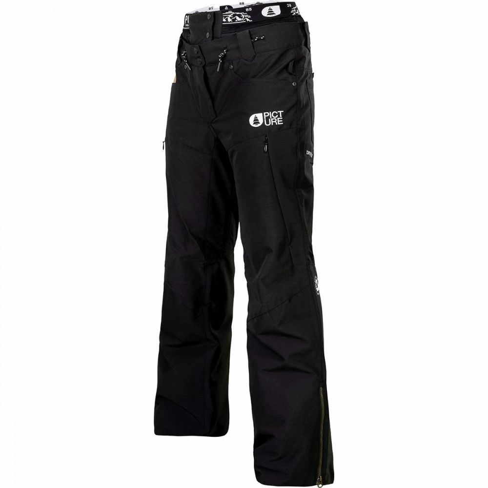 ピクチャー オーガニック Picture Organic レディース スキー・スノーボード ボトムス・パンツ【Slany Pant】Black